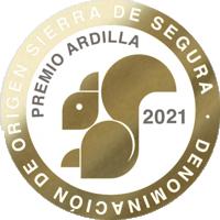 LOGO PREMIO ARDILLA 2021 OLEAI